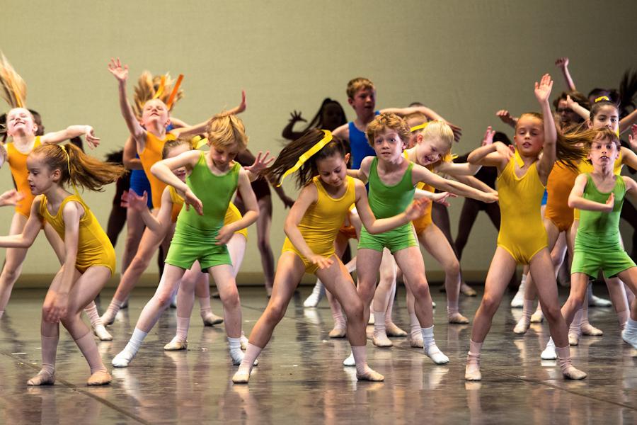 Square Dance Schritte